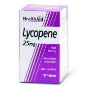 HEALTH AID Lycopene 25mg Tabs 30s
