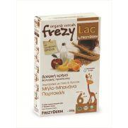 FREZYDERM Frezylac Bio Cereal Δημητριακά με Γάλα & Φρούτα , Mήλο-Μπανάνα Πορτοκάλι 200 gr