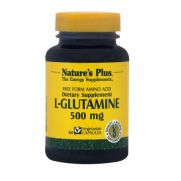 NATURE'S PLUS L-Glutamine 500mg Caps 60s