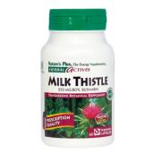 NATURE'S PLUS Milk Thistle 250mg Caps 60s