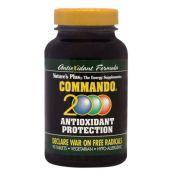 NATURE'S PLUS Commando 2000 Tabs 90s