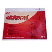 EblaGel Heat Gel - Αυτοκόλλητα Ζεστά Έμπλαστρα (14x10cm) 2 τμχ.