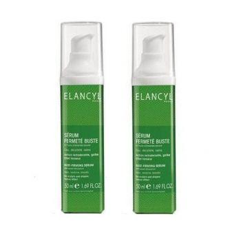 ELANCYL 2x Serum Fermete Buste - Συσφικτικός Ορός στήθους & ντεκολτέ 50ml + 50ml