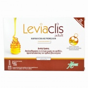 Aboca Leviaclis Adults Μικροκλύσμα 6x10g