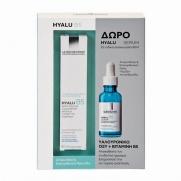 La Roche-Posay Hyalu Β5 Αντιρυτιδική Κρέμα 40ml με Δώρο Hyalu B5 Serum Επανορθωτικό ορό 10ml