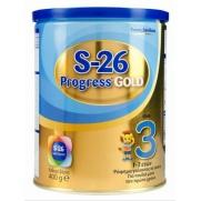 S-26 Progress Gold Stage 3 Βρεφικό Γάλα σε Σκόνη για Παιδιά μετά Τον 1ο Χρόνο 400gr