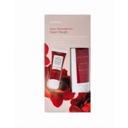 Korres set Άγριο Τριαντάφυλλο Απολεπιστική Κρέμα Καθαρισμού 150ml & ΔΩΡΟ Άγριο Τριαντάφυλλο Κρέμα Ημέρας Κανονικές-Μικτές 16ml